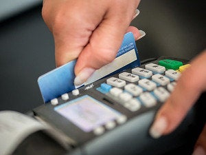 credit card swipe