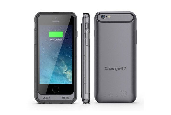 chargeall battery iphone