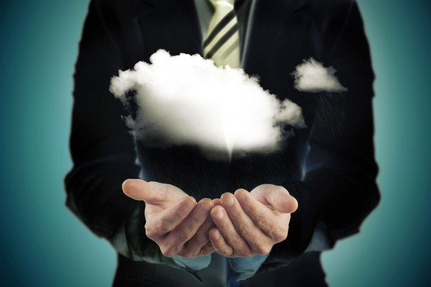 Focusing on cloud computing's important role.