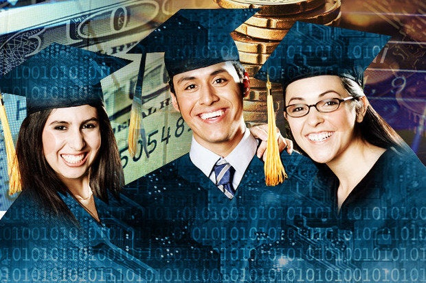 Top 25 computer science colleges, ranked by alumni earnings
