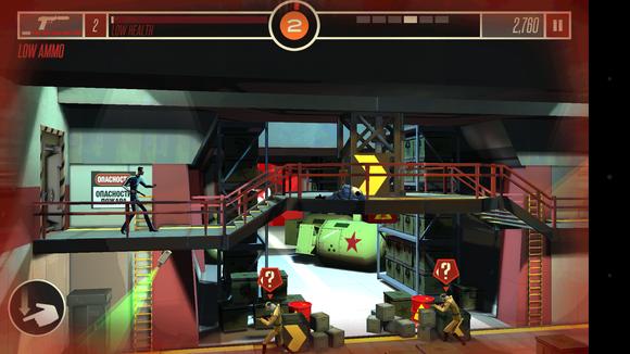 counterspy gameplay
