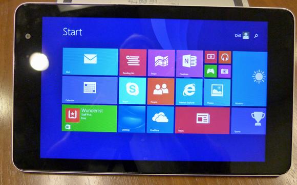Dell Venue Pro 8 3000 series