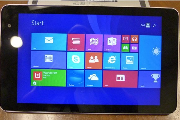 Dell Venue 8 Pro 3000 series