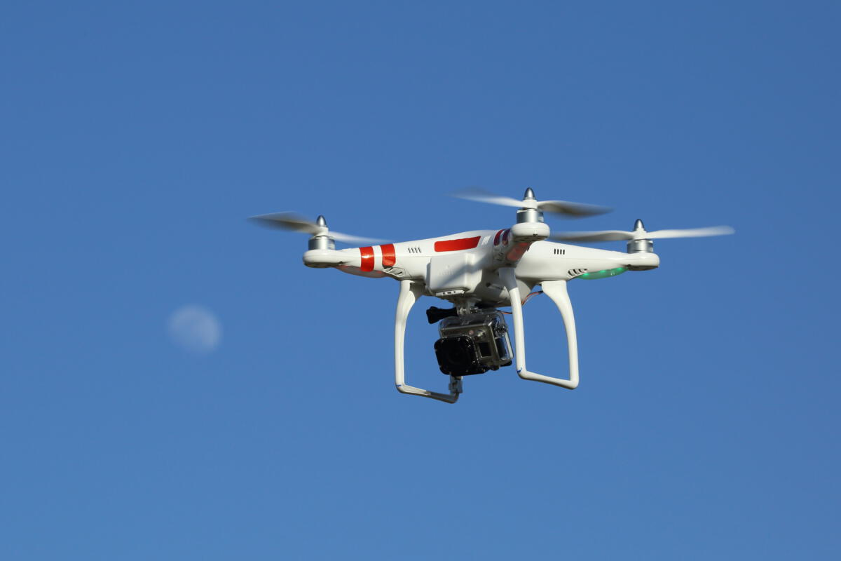 You can't shoot a drone, so what can you do if it invades