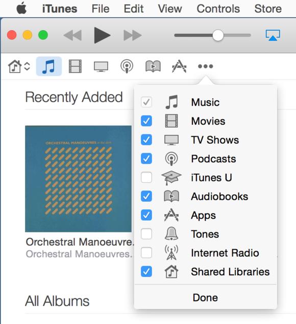 edit libraries