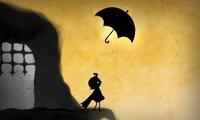 el finds a magical flying umbrella