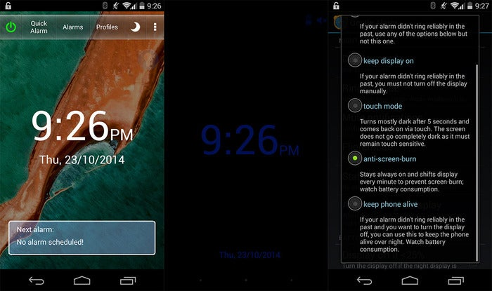 10 apps that save your battery with dark, AMOLED-friendly