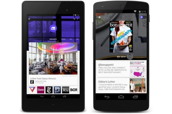 google play newsstand material l