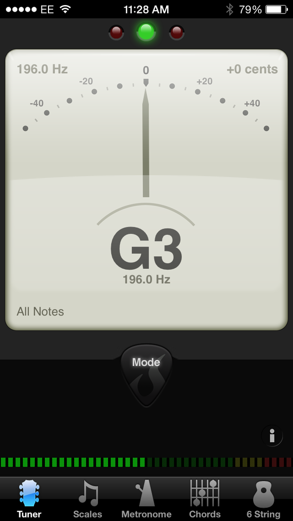 Getting In Tune 6 Apps For Tuning Your Guitar Macworld