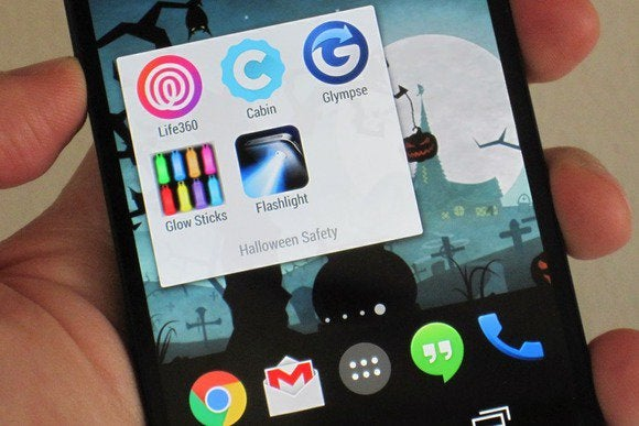halloween apps android