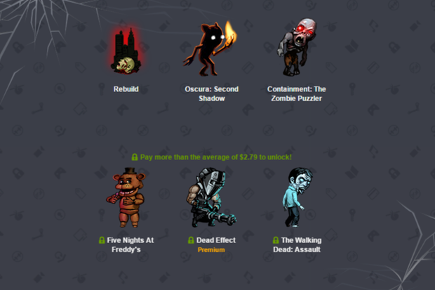 humble bundle halloween