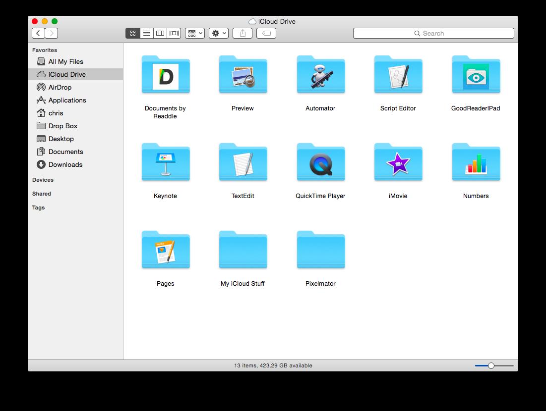 How to use iCloud Drive | Macworld