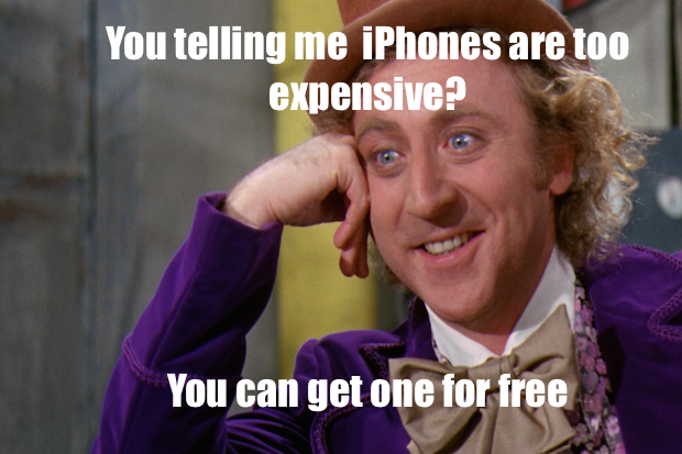 icymi apple now offers a free iphone