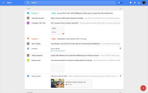 Inbox Google Web