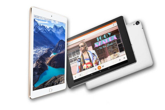 ipad air 2 vs nexus 9