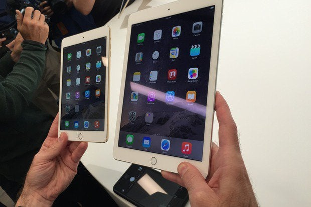Apple's new iPads