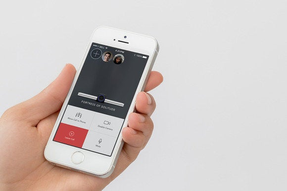 Highfive iPhone app