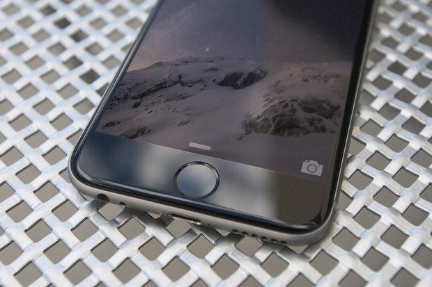 iphone 6 home button touch id
