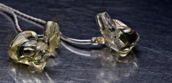 JHAudio custom earbuds
