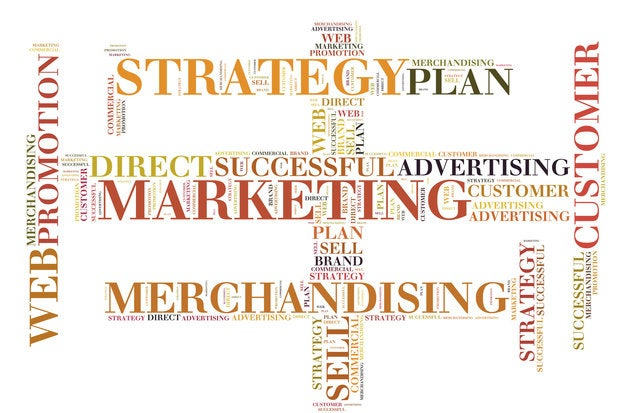 marketing strategy thinkstock