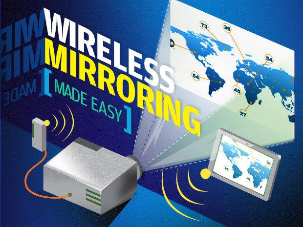 wireless mirroring made easy