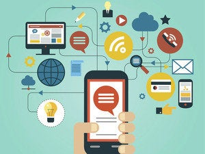 Push notifications as distracting as responding, says study