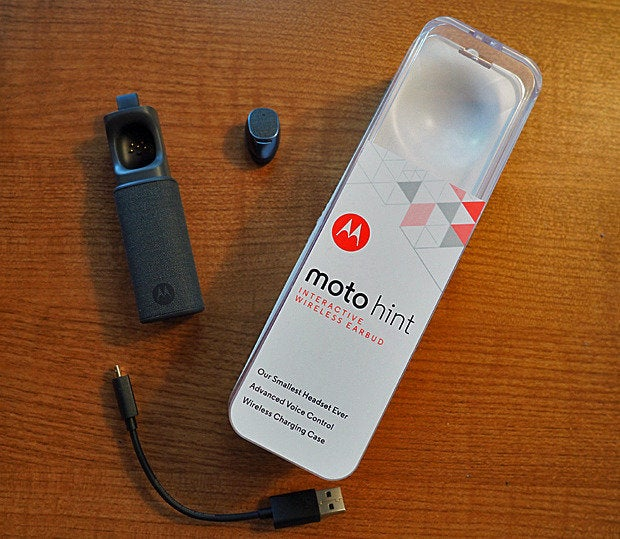 Moto Hint Package