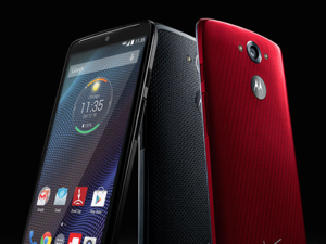 Droid Turbo: A beefy Android smartphone with better battery life