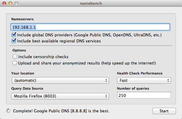 Slow Internet? Edit your DNS settings | Macworld