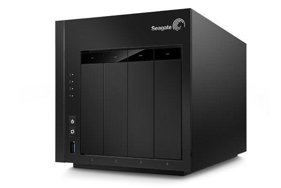 Seagate 4-bay NAS