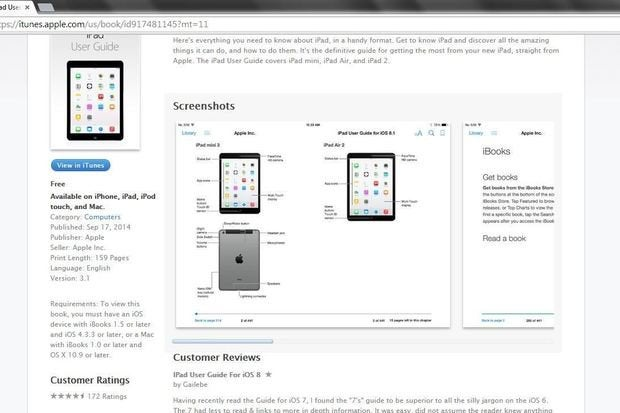 New iPad leak