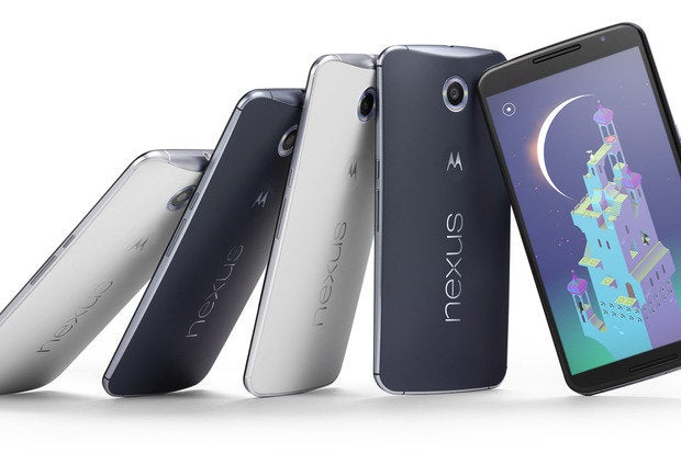 You'll pay a lot more for an unlocked Nexus 6 smartphone