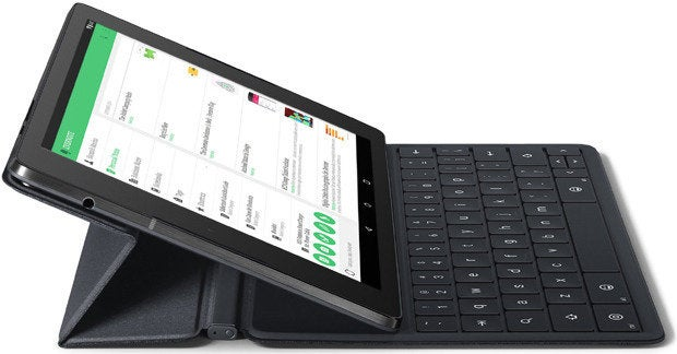 Nexus 9 Keyboard Folio