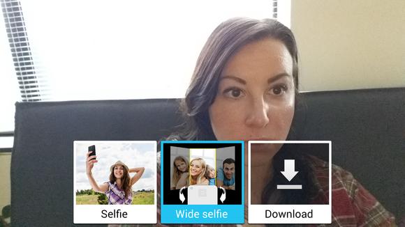 note4 selfies