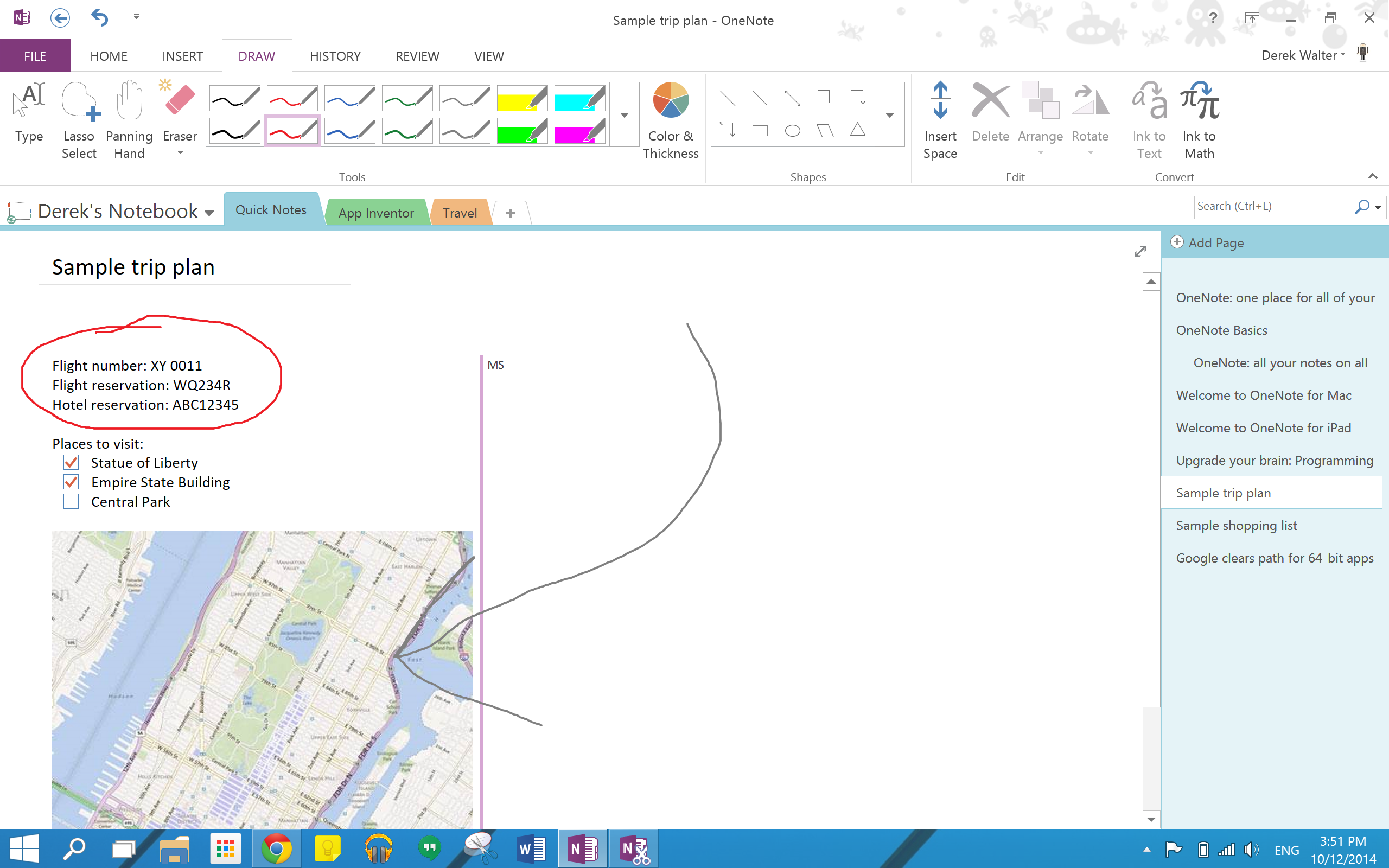 microsoft onenote tutorial: everything you need to know to start