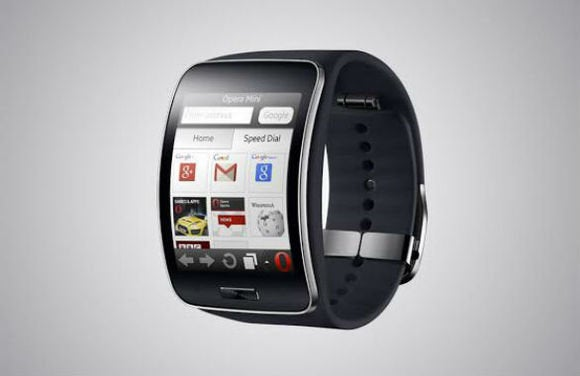Samsung Gear S smartwatch gets Opera Mini, adding to its ...