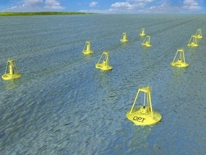 opt ocean energy projects developing