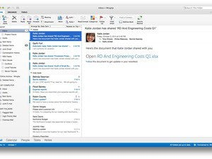 Outlook for Mac 15.3 review: Almost as good as the Windows version