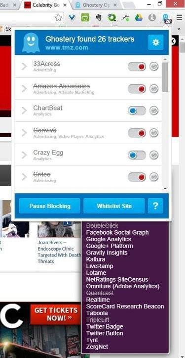Six browser plug-ins that protect your privacy | ITworld