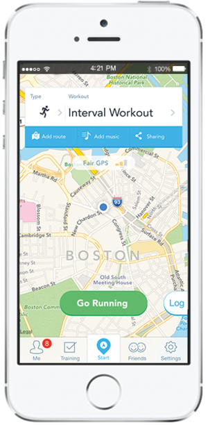 runkeeper ios