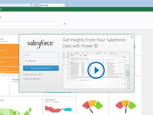 Salesforce and Microsoft partnership gains some steam