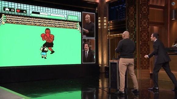 Mike Tyson vs Mike Tyson