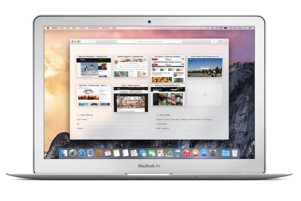 setting up os x yosemite the way you want it