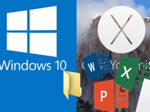 share windows10 files