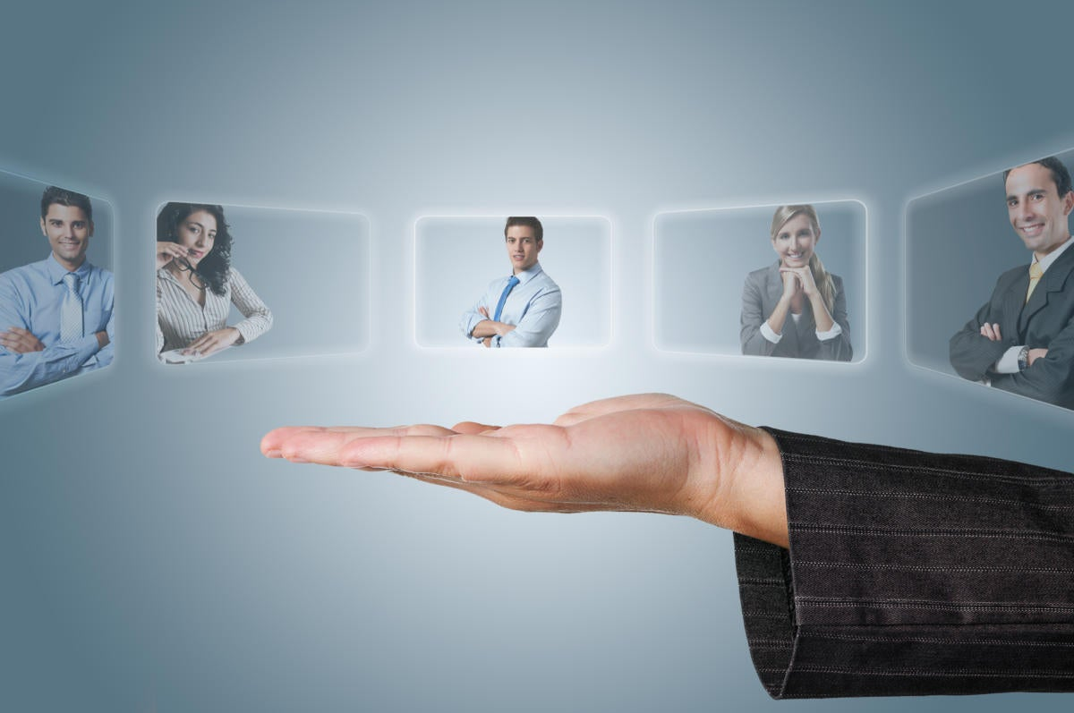 building candidate personas