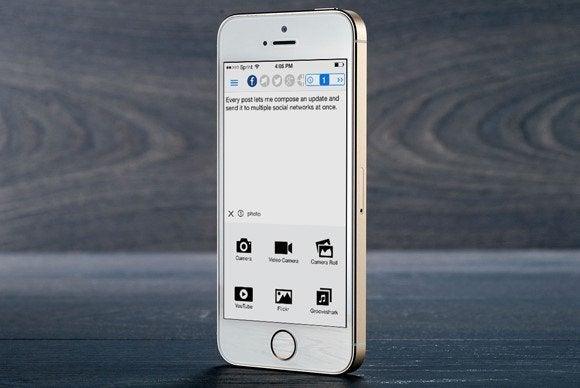 social media apps primary