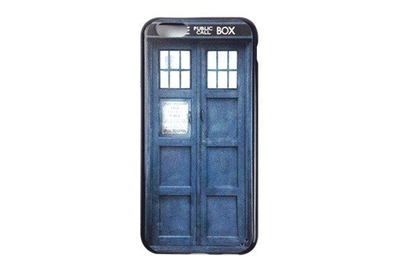 sodacase doctorwho iphone