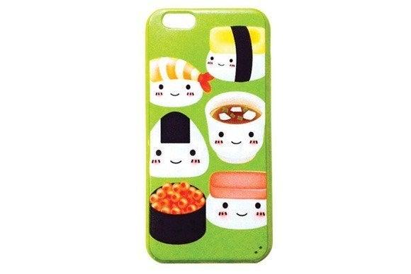 sodacase sushi iphone