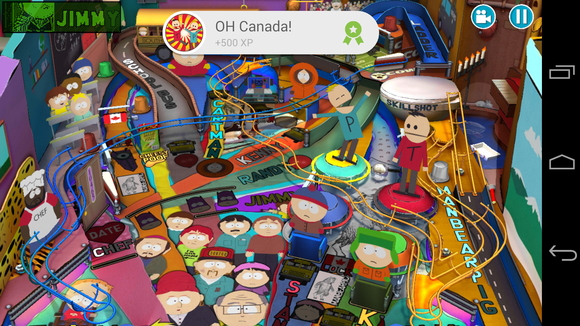 southparkpinball achievement