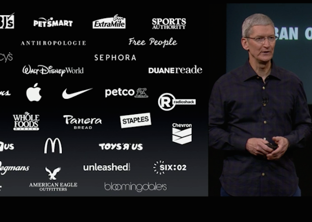 Tim Cook on NFC